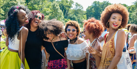 CurlFest Celebrates The Beauty Of Natural Hair | English Language Learners in the Classroom | Scoop.it