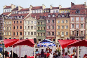 Warsaw on a budget: One day three ways
