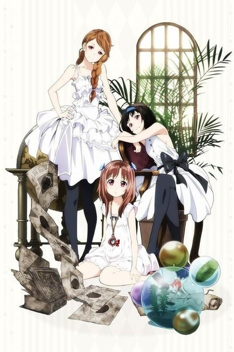 Galilei Donna TV Anime in Fall 2013 | TheAkiba | TheAkiba | Scoop.it