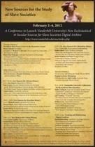 Preserving endangered slave records focus of Vanderbilt conference | Tennessee Libraries | Scoop.it