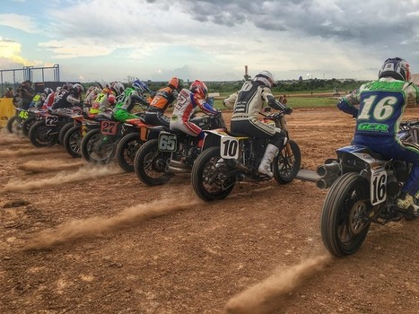 XGames Austin 2016 Flat Track - Johnny Lewis and LBM Motorsports Weekend Gallery | Ductalk Ducati News | Scoop.it
