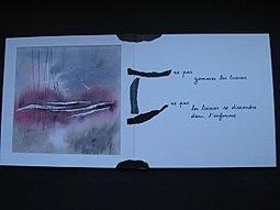 STRATES, livre d'artiste, A.Helissen/Geneviève Guiguet | Ressources sur le Livre d'artiste et les Revues d'artistes | Scoop.it