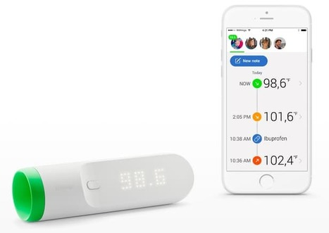 FDA clearance of Withings Thermo WiFi thermometer doesn't mean it's accurate | Digital Innovation in Healthcare | Scoop.it