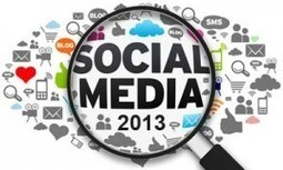 "Infographic: The Year in Social Media | Mobile Marketing Watch | ""Biz Mobile Marketing"" 