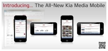 Kia Motors America Launches Mobile Version Of Kiamedia.com - International Business Times (press release) | Car Market | Scoop.it