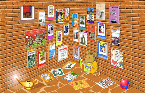 Libros del Rincón | Nuestro rincón de lectura | Scoop.it