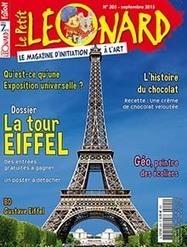 Le Petit Léonard, n° 205 | Revue de presse au CDI de Jeanne d'Arc à Saint Maur des Fossés | Scoop.it