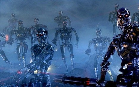Rise of the robot could hinder global growth, says top BoE official - Telegraph.co.uk | Peer2Politics | Scoop.it