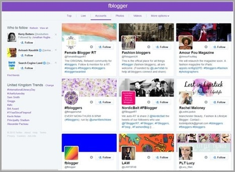 How to Use Twitter To Increase Reach and Engagement | Social Media Marketing | Scoop.it