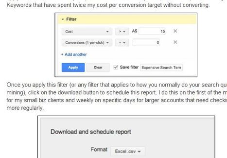 6 Tasks To Automate In AdWords Without Scripts Or Tools | Links sobre Marketing, SEO y Social Media | Scoop.it