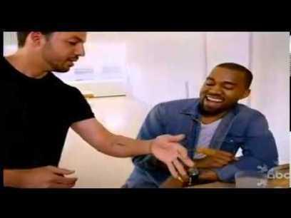 David Blaine 'Real or Magic' Ice pick hand Trick | Baseball | Scoop.it