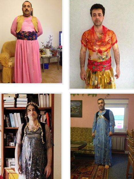 Hats Off (But Dresses On) to Our Kurdish Feminist Brothers | Geokult | Scoop.it