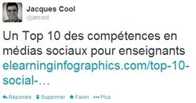 Normes de compétences en médias sociaux pour l'enseignement/l'apprentissage | TUICE_Université_Secondaire | Scoop.it