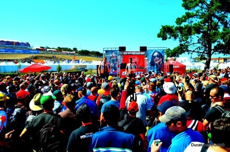 CotA Announces Only 2014 Ducati Island | Ductalk Ducati News | Scoop.it