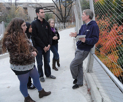 Research on site: The Princeton campus as living lab   SCUP   Scoop.it