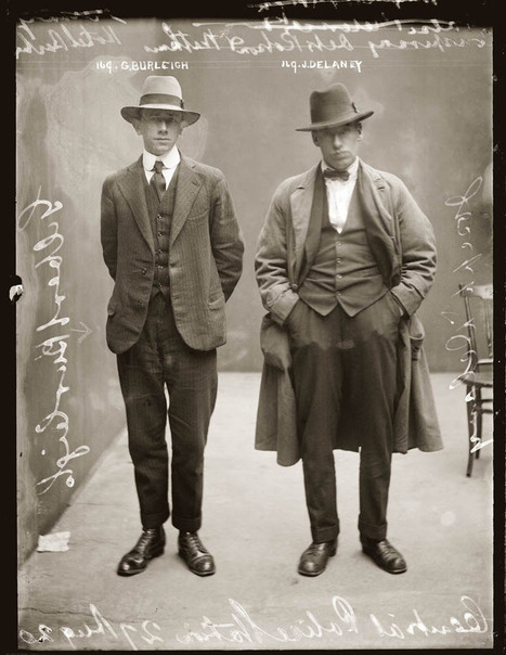 Vintage Mugshots from the 1920s | xposing world of Photography & Design | Scoop.it