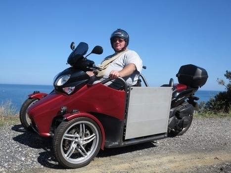 France Bleu | Handicap : un scooter révolutionnaire créé dans les Pyrénées-Orientales | Centre Bouffard-Vercelli Cerbere | Scoop.it
