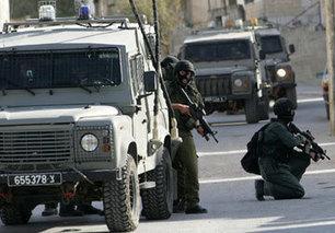 Israeli Forces Arrest Four Palestinians West Bank | Occupied Palestine | Scoop.it