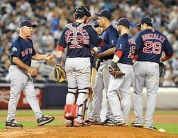 """Franklin Morales """"two starts"""" from returning to Red Sox - Politics Balla 