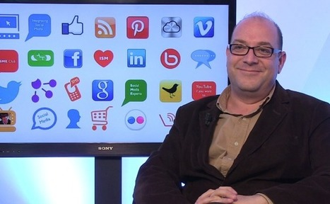 [Social Media Mag #8] L'invité: Jean-Noël Pénichon, Directeur du digital chez McDonald's | Digital for retail | Scoop.it