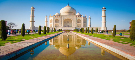 Taj Mahal Leading the Way for Dental Toursim in India and the World | DENTAL TOURISM | Scoop.it