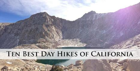 Best Hikes in California - Explore the USA | The Blog's Revue by OlivierSC | Scoop.it