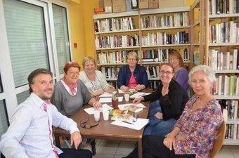 Un atelier écriture à la bibliothèque | Aisne Nouvelle | Jean-Claude Lalumiere | Scoop.it
