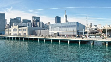 "San Francisco Exploratorium's New Home to Become Largest U.S. Net-Zero Energy Museum : GAB Report | ""Adaptive Reuse"" 