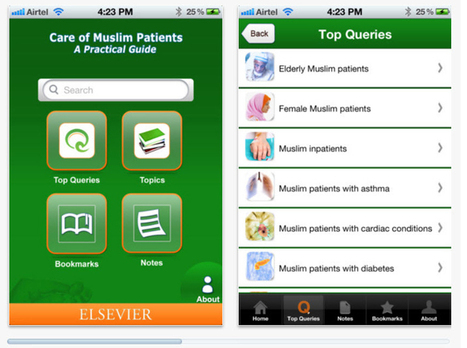 New app helps doctors care for Muslim patients | mHealth: Patient Centered Care-Clinical Tools-Targeting Chronic Diseases | Scoop.it