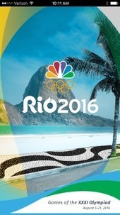 NBC OLYMPICS SURROUNDS RIO 2016 WITH RECORD-SETTING DIGITAL COVERAGE | SportonRadio | Scoop.it
