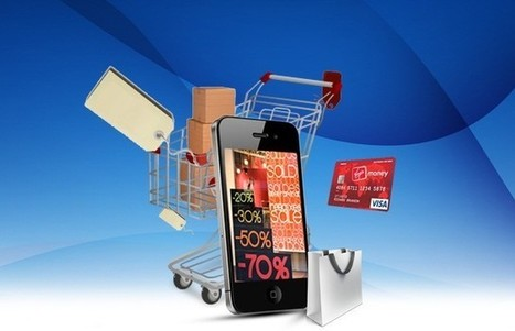 Significance of Mobile Devices & Social Media in Online Shopping | Retail Marketing | Scoop.it