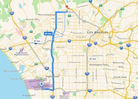 Apple Public Transit To Go Live With iOS 9, Also Making Indoor Mapping Push | Google Places, Geomarketing y LBS | Scoop.it