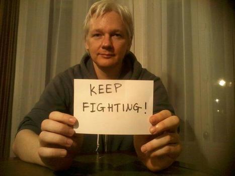 Twitter / HQ_Anon: Plz RT. Important msg from ... | Julian Assange | Scoop.it
