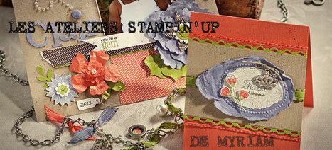 Les ateliers Stampin'Up de Myriam: scrapé son arbre généalogique | Arbre généalogique | Scoop.it