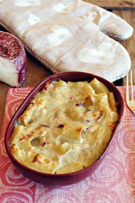 Mamma Papera — Pasticcio ai carciofi e pecorino al vino | wineandfoodweb ricette | Scoop.it