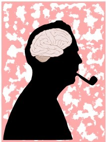 Eat, Smoke, Meditate: Why Your Brain Cares How You Cope   How important is my brain at work?   Scoop.it