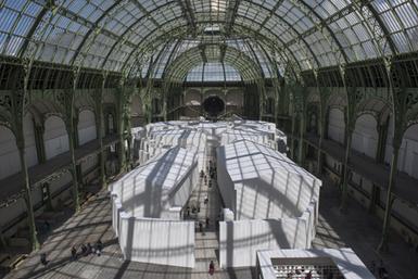 L'école s'expose au Grand Palais   L'art, petit à petit   Scoop.it