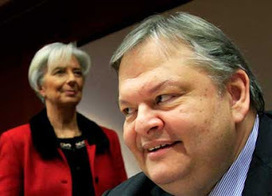 The Macedonian Tendency: Venizelos to Lagarde - Lets Make Love, You Bring the 130 Billion, I'll Bring the Wine! | The Macedonian Tendency | Scoop.it