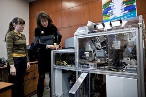 Espresso Book Machine offers on-demand books | Pobre Gutenberg | Scoop.it