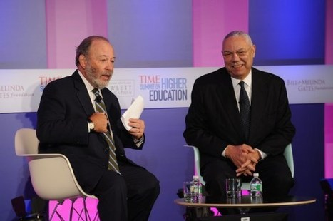 Colin Powell: We Can Fix Education, But Congress Is Failing Us   TIME.com   Educational Board   Scoop.it