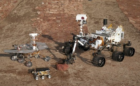 With Telerobotics, Astronauts Orbit Mars While Robots Explore the Surface | FutureChronicles | Scoop.it