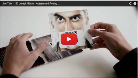 La Realidad Aumentada se cuela en la música | Artedutec! | Scoop.it