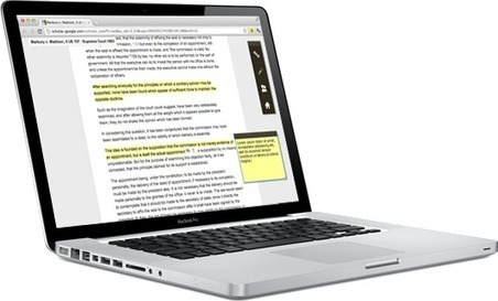 Highlight Web Pages, Share Your Notes | Annotary | 21st Century School Librarianship | Scoop.it