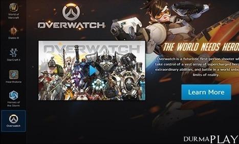 Overwatch Battle.Net Launcher | Durmaplay Oyun Alışveriş Sitesi | Scoop.it