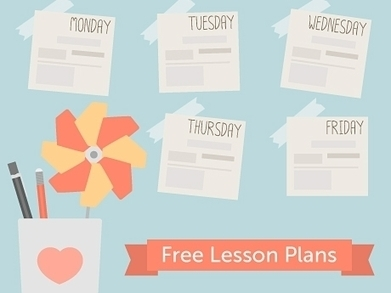 Five-Minute Film Festival: 10 Sources for Free Lesson Plans | Tech Cadre Corner | Scoop.it