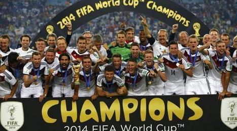 19 Fakta Menarik Setelah Final Piala Dunia 2014 | Agen Judi Bola Casino Poker Togel Online Terpercaya | Bandar Judi Online Terpercaya | Scoop.it