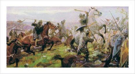 14 octobre 1066 : la bataille de Hastings ...