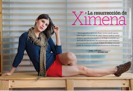 La resurrección de Ximena | Periodismo cultural narrativo (crónica, reportaje, entrevista y nuevos formatos) | Scoop.it