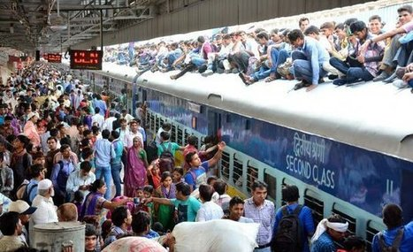 Feeling crowded? World's population expected to hit 11 billion by the end of the century | Geographic and Sustainability Literacy | Scoop.it