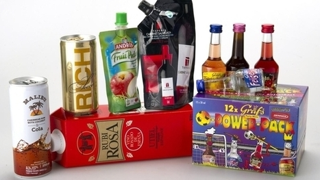 De l'alcool en sachet! - Le Matin Online | Wine industry news | Scoop.it